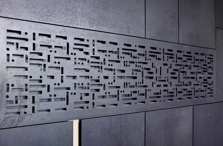 thierrybonne mobilier en acier. Black Bedroom Furniture Sets. Home Design Ideas